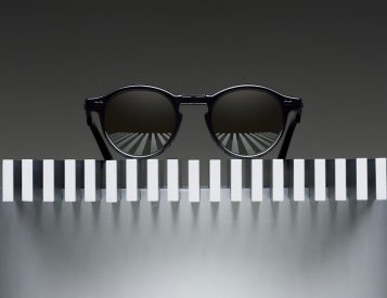 Stylish & Stealth: the Wings+Horns x Moscot Sunglasses