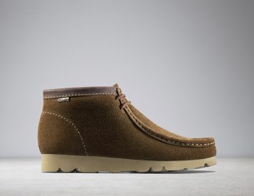 Clarks Introduces a Winterized Wallabee
