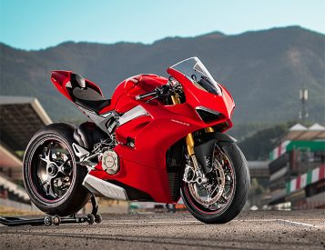 The Panigale V4 is a Ducati Like You've Never Seen Before