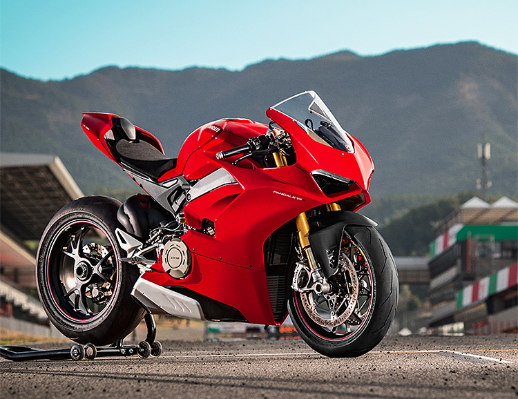 The Panigale V4 is a Ducati Like You've Never Seen Before at werd.com