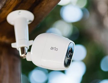 The Arlo Pro 2 System Delivers Smart Security & Flexibility