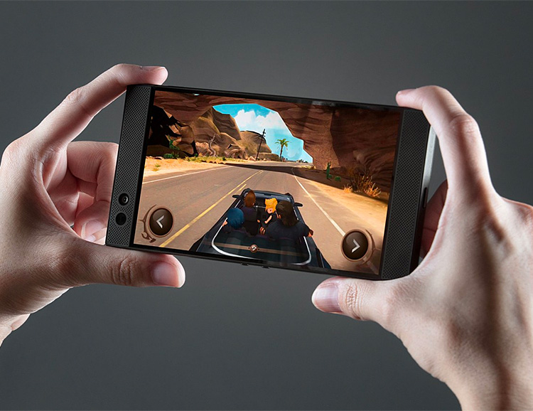 Razer Introduces a Flagship Phone Designed for Gaming at werd.com