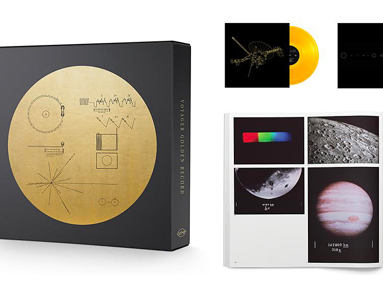 The Golden Record from Voyager One is the Soundtrack of the Human Race at werd.com
