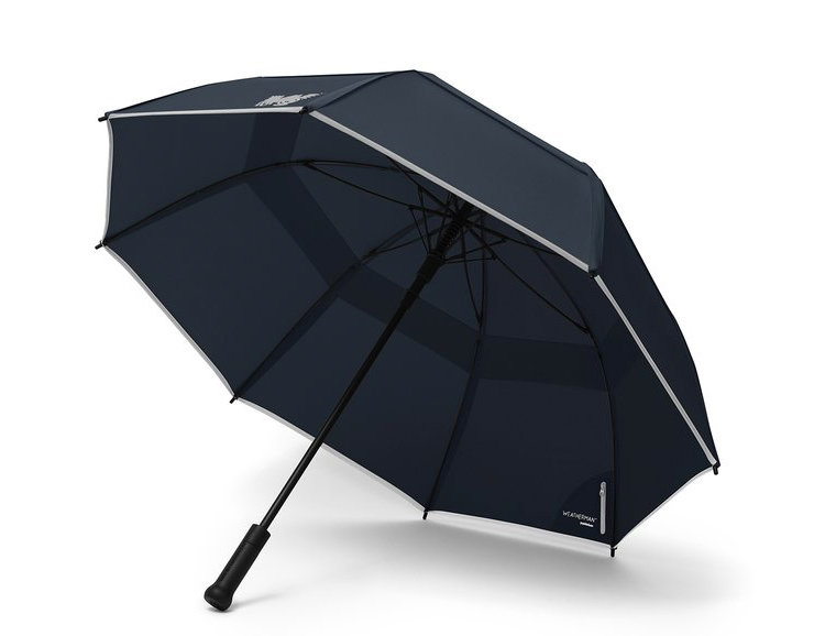 It Took a Weatherman to Build a Better Umbrella at werd.com