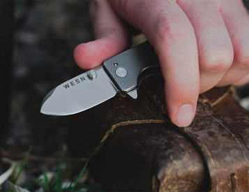 This Titanium Micro Blade is the Size of a Key