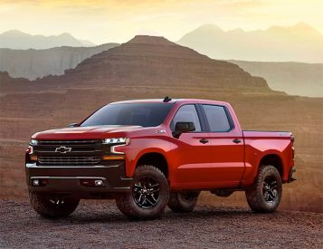 Chevy Gives Their Silverado a Fresh, New Look for 2019