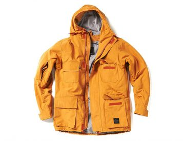 Wear This Jacket for Snowboarding Now & Motorcycling Later