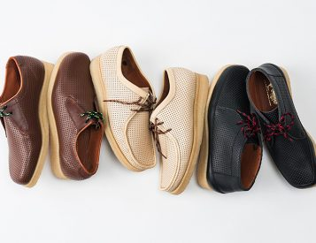 Commonwealth Creates an Exclusive Footwear Collection with Padmore & Barnes