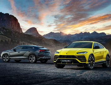 The 2019 Lamborghini Urus is the World's Fastest SUV