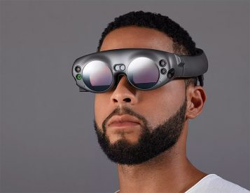 The Magic Leap One AR Headset Has Finally Arrived