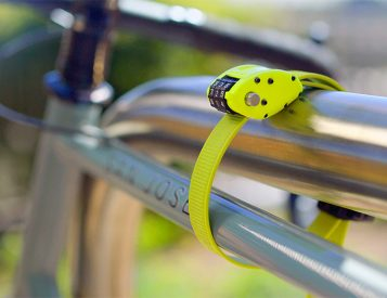 Ottolock is a Lightweight Security System for Your Bike