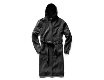 Fight For Your Right To Chill in This Robe from Reigning Champ