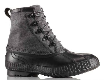 For Weatherproof Winter Boots, Sorel's Got You Covered