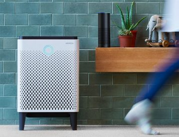 This Smart Home Air Purifier Works with Amazon Alexa