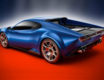Project Panther is an Italian-Made, Retro-Inspired Supercar from ARES