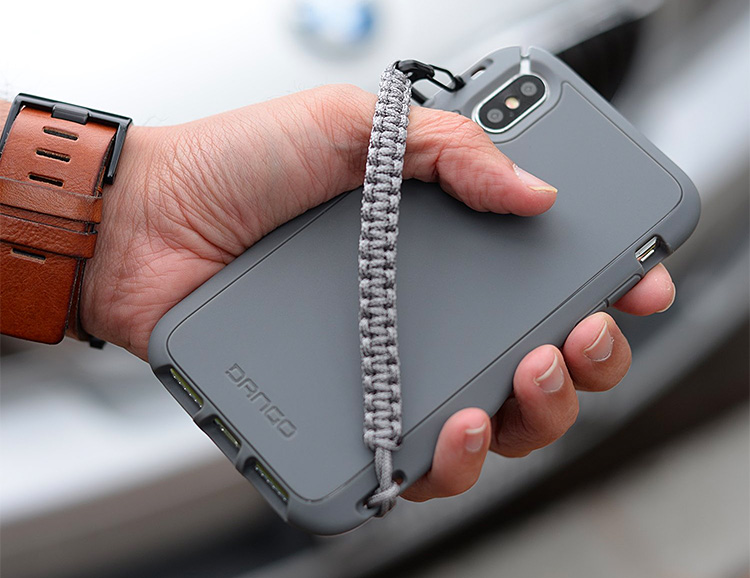 The Covert X Case is Proper Protection for iPhone X at werd.com