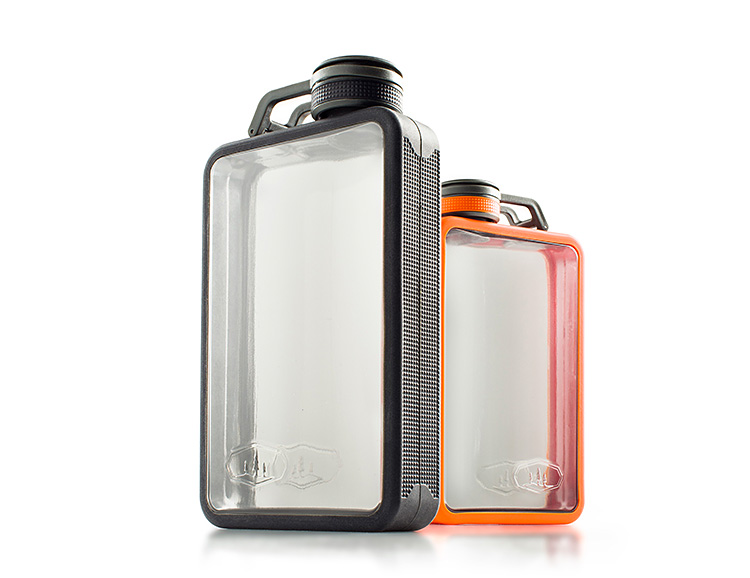 Bring the GSI Boulder Flask on Your Next Adventure at werd.com