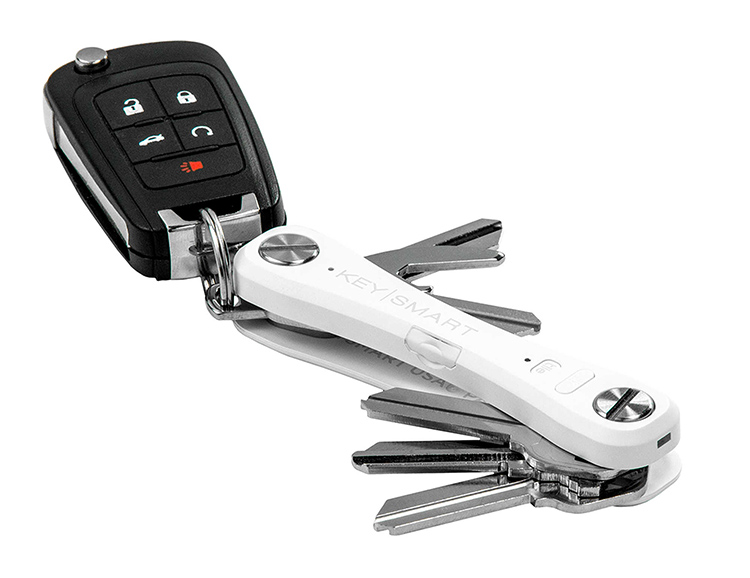 With KeySmart Pro, You'll Never Lose Your Keys Again at werd.com