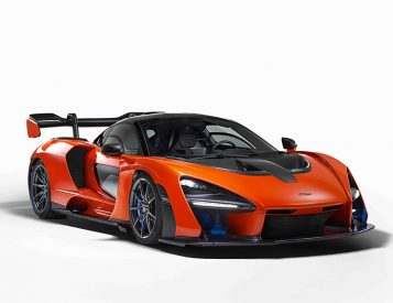 McLaren Introduces the Senna