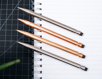 If There's Such Thing as a Luxury Pencil, This Is It