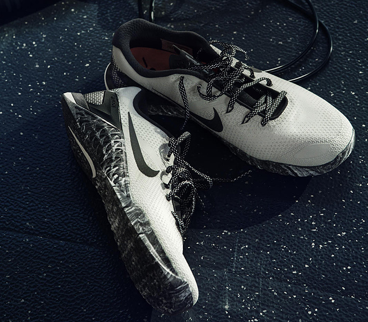Improved Comfort & Durability Highlight Nike's Metcon 4 Trainer at werd.com