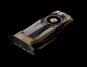 The Titan V Graphics Card from Nvidia Brings a Super GPU to the Masses