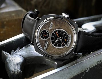 REC Watches' P-51 Collection Uses Salvaged Ford Mustang Parts