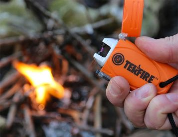 Get Things Burning with This Fuel-Free TekFire Lighter