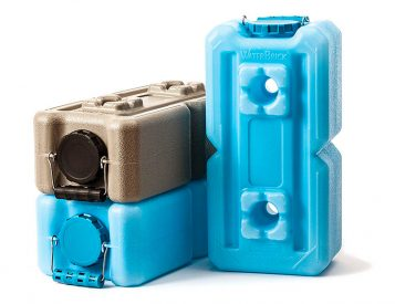 Stack Your Backup Water Supply with Waterbricks