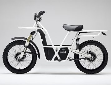 UBCO's Latest Electric Bike is Totally Road Legal