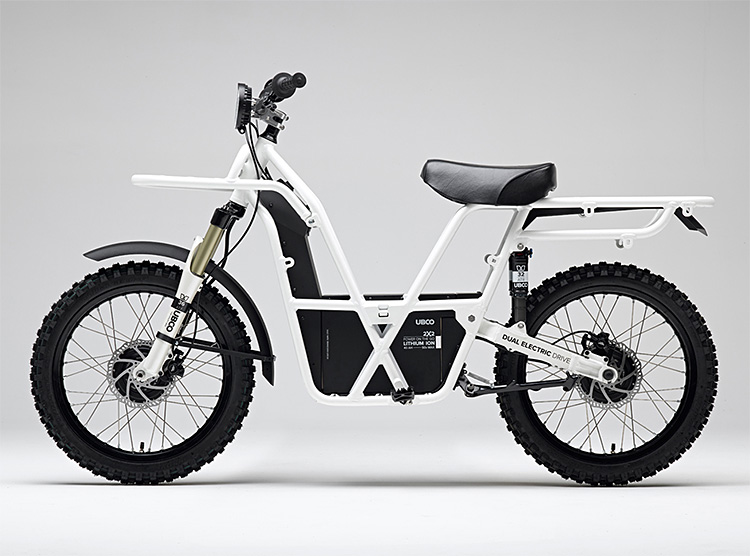 UBCO's Latest Electric Bike is Totally Road Legal at werd.com