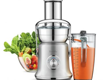 Breville's Juice Fountain XL Has Pro-Level Power
