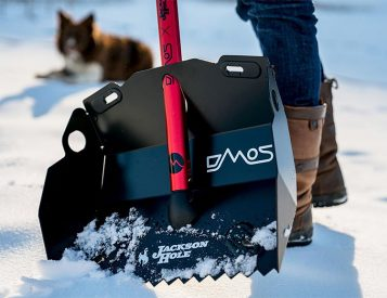 The DMOS Alpha Shovel is a Blizzard-Busting Brute