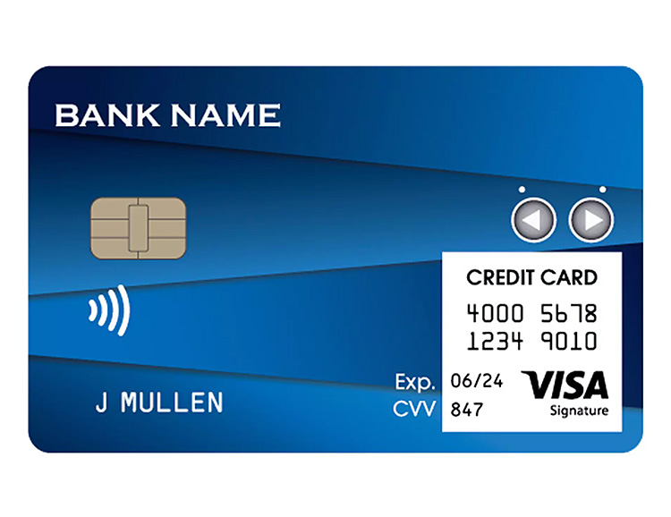 One Card For All Your Payments: The Dynamics Wallet Visa Card at werd.com