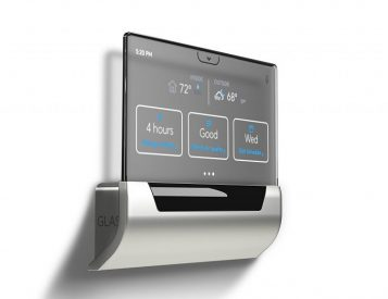 Microsoft Brings Cortana Voice-Control to the GLAS Smart Thermostat