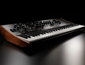 Korg Unveils Flagship Prologue Synth