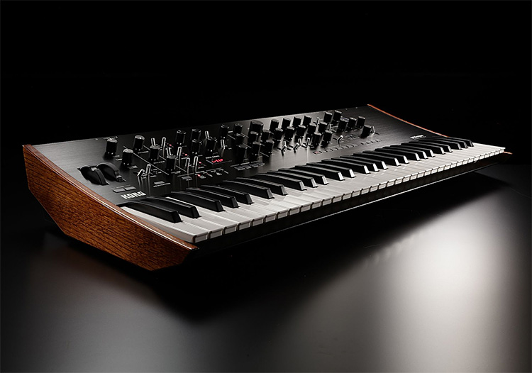 Korg Unveils Flagship Prologue Synth at werd.com