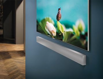 Samsung to Unveil Slimmer, More Powerful Soundbar at CES