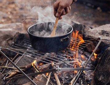 Take a Hike with the Wolf Grizzly M1 Grill Kit