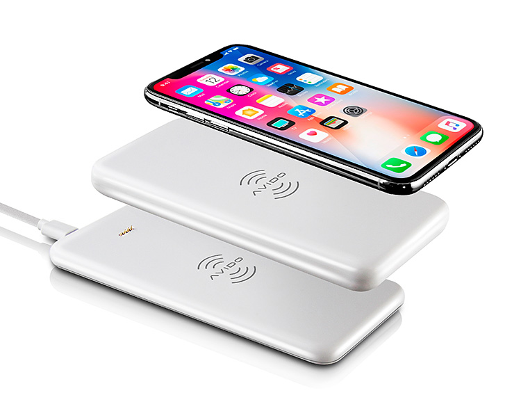 Ditch the Cables with the Wireless WiBa Charger from Avido at werd.com