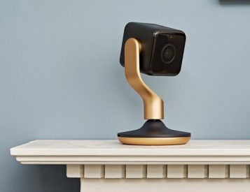 The Hive View Camera Blends Stylishly Into Your Home