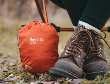 Organize Your Luggage or Backpack with Packable Burro Bags
