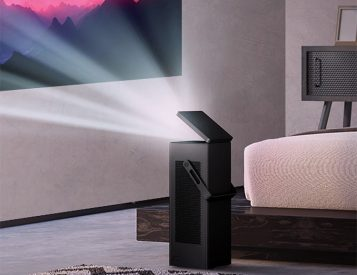 LG Introduces New 4K Ultra HD Home Projector