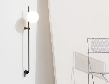 Lynea Lamps Bring Sophisticated Design & Style Without Wiring