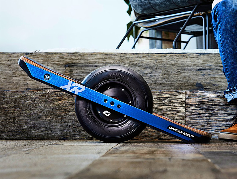 Go Farther, Faster On the Onewheel+ XR at werd.com