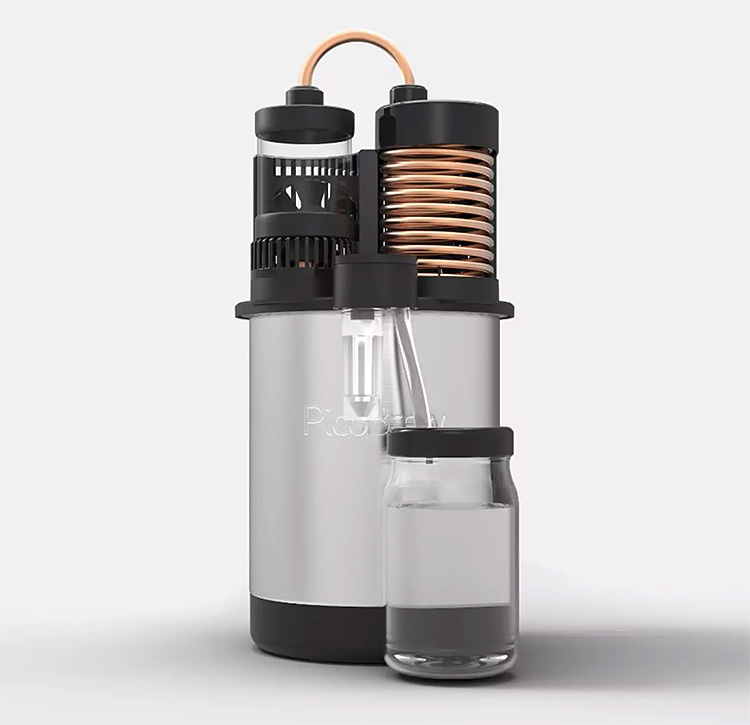 PicoStill Turns Your Kitchen Into a Micro Home Distillery at werd.com