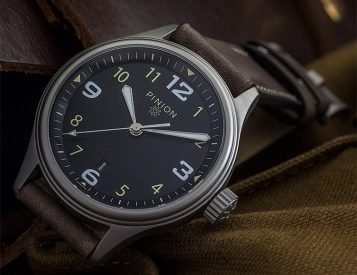 The ATOM Automatic Marks a New Entry Point for Pinion Watches