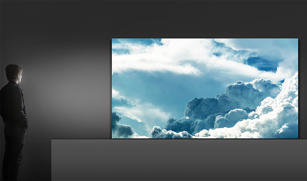 'The Wall' is Samsung's Latest Big-Screen Innovation at werd.com