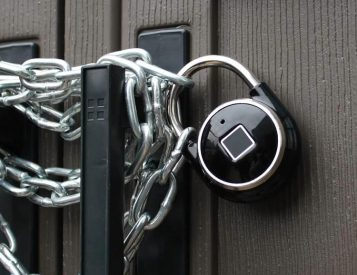 With Tapplock, Your Fingerprint is the Combo