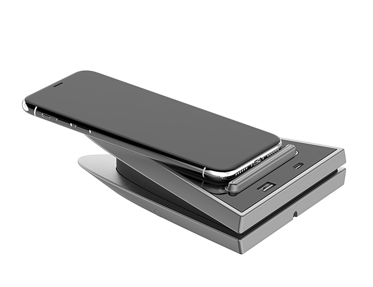 Bourge Design's Venus Wireless Charger is a Work Of Art at werd.com